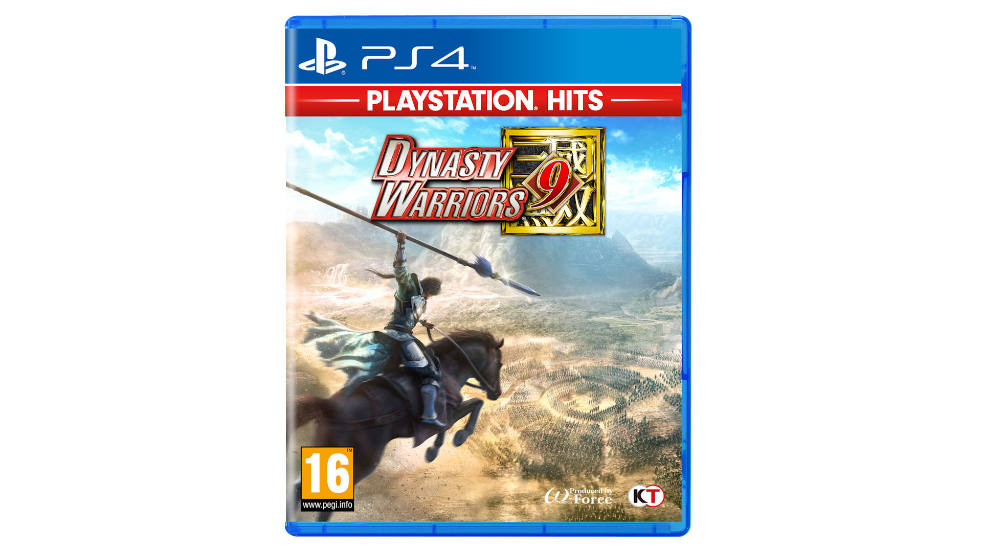 Dynasty Warriors 9 - PlayStation Hits Edition
