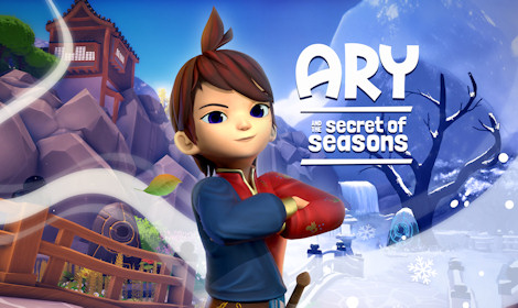 Zachraňte svět Valdi v Ary and the Secret of Seasons!