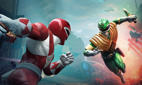 Zachraňte vesmír ve sběratelské edici Power Rangers: Battle for the Grid!
