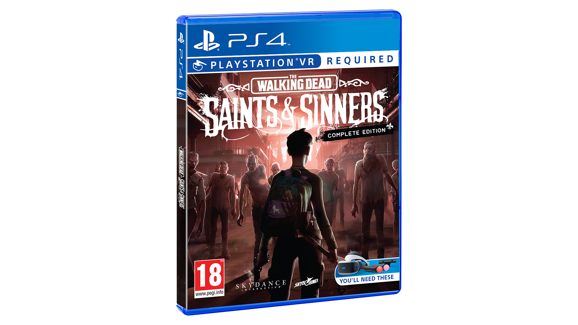 The Walking Dead: Saints & Sinners - Complete Edition