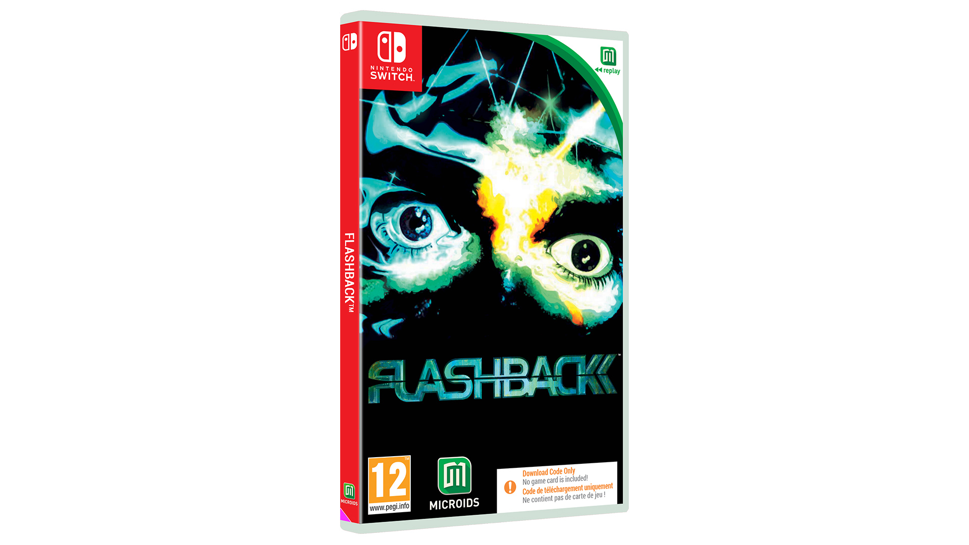 Flashback (Microids Replay)
