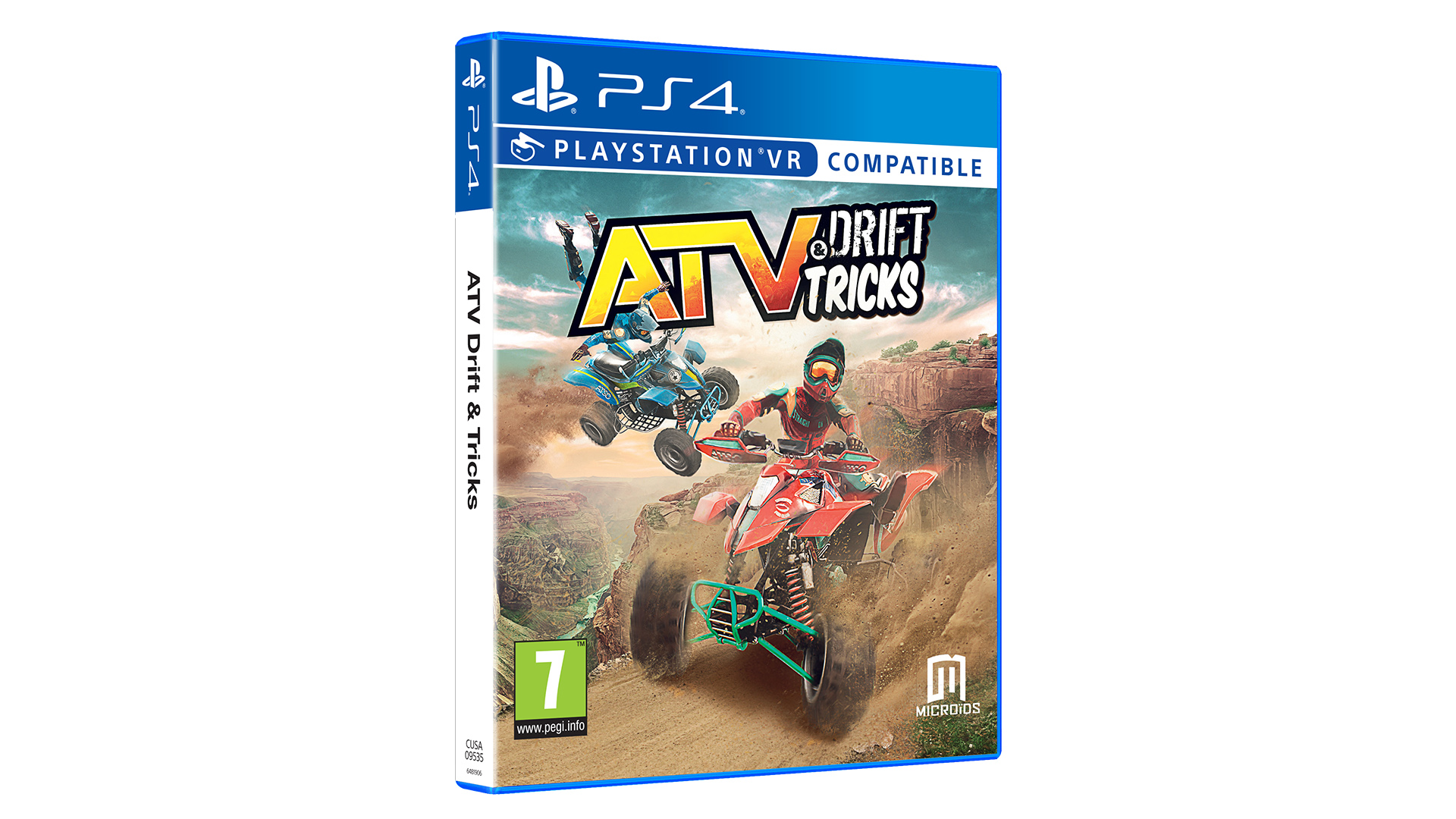 ATV Drift & Tricks (Microids Replay)