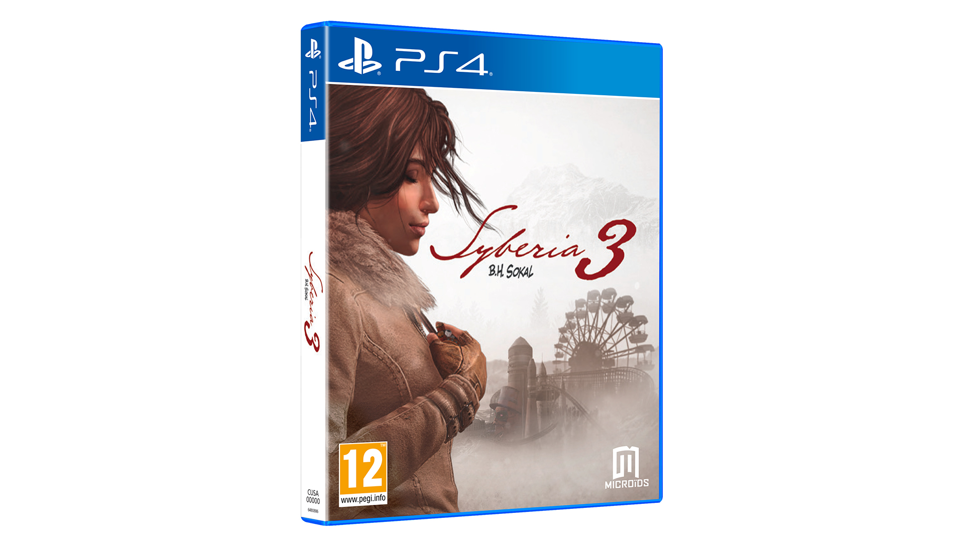 Syberia 3 (Microids Replay)