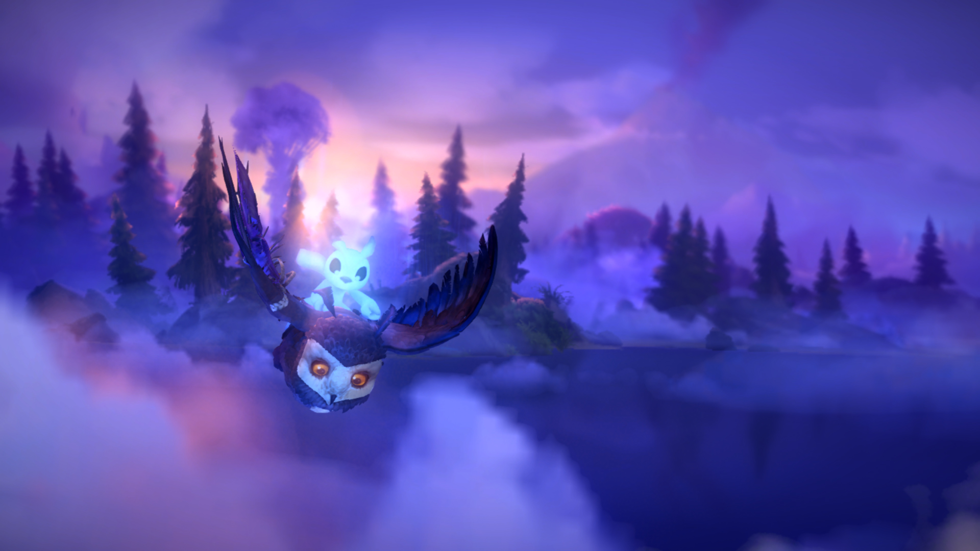 Ori and the Blind Forest + Ori and the Will of the Wisps - 3. února 2021